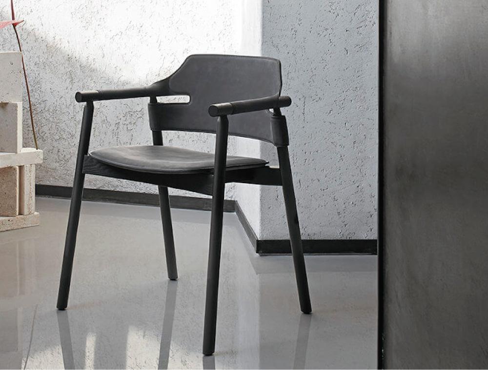 MIDJ Main Chair Armchair 02