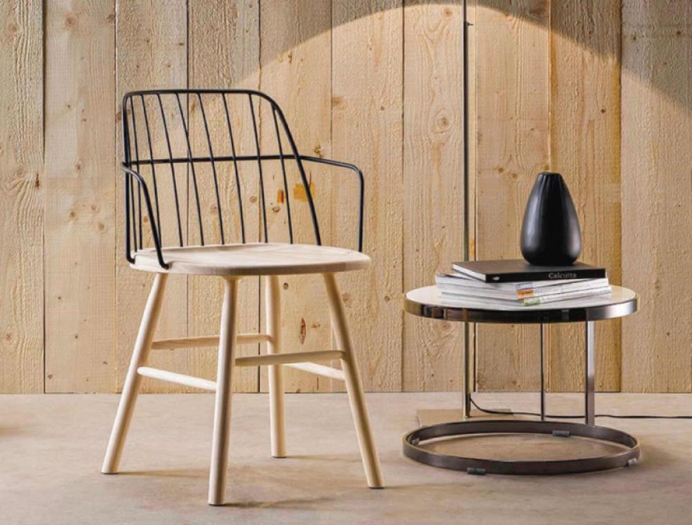 MIDJ Main Chair Armchair 03