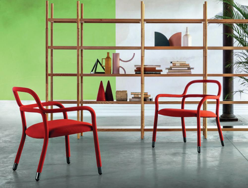 MIDJ Main Lounge Chair 01